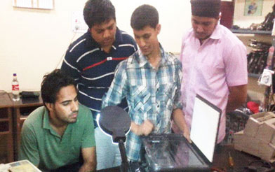 chip level laptop repairing institute