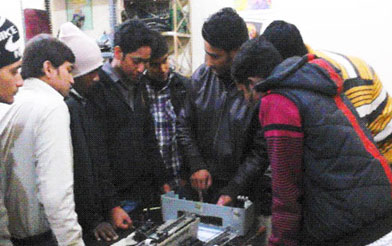 chip level laptop repairing course in delhi india